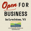 OPEN for Business Lewiston