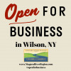 OPEN for Business Wilson